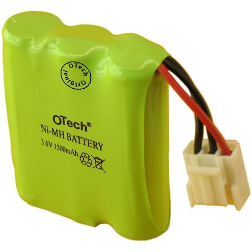 Batteries Spécifiques TPE ACCUS monétique pour EFT930 3.6V 1500mAh Ni-Mh