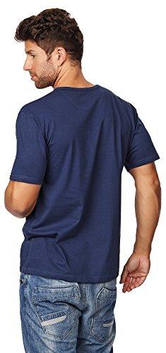 Cornette Glatter Herren T-Shirt CR-202 Jeans