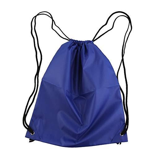 8Eninife Premium School Drawstring Duffle Bag Sport Gym Swim Dance Sac à  Dos (Bleu Clair e09d8f19af8a3