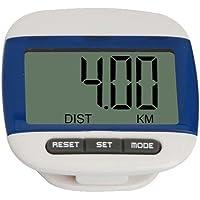 Großbild-elektronische Pedometer Multifunktionspedometer Walking Jogging Motion-Tracker (random Haarfarbe)
