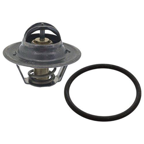 febi bilstein 18286 Thermostat mit O-Ring, Schalttemperatur 82° C, 1 Stück