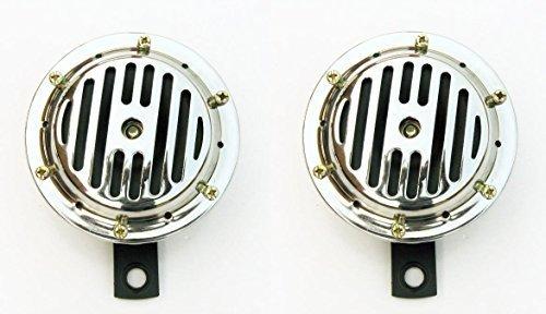 Bajato Paar Horn für Auto 12 V Motorrad Traktor -14000401 100 mm