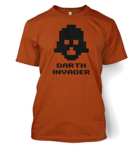 Funny Darth Invader Men's T-shirt in 4 Colours - L to XXL