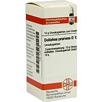 DOLICHOS PRURIENS D 12 Globuli 10 g preisvergleich bei billige-tabletten.eu