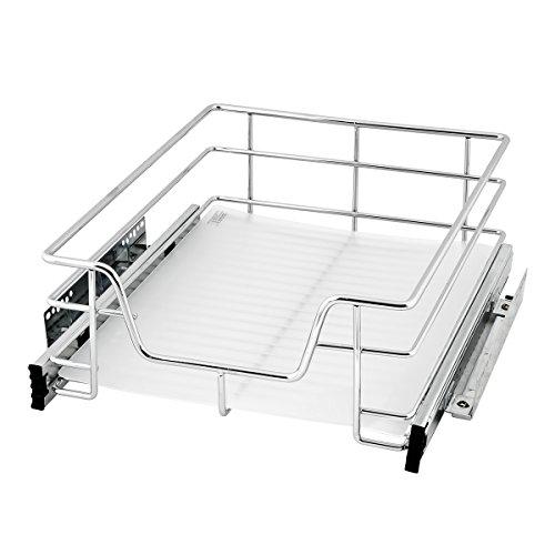 bremermann® cajón telescópico con superficie de almacenamiento, 45 cm