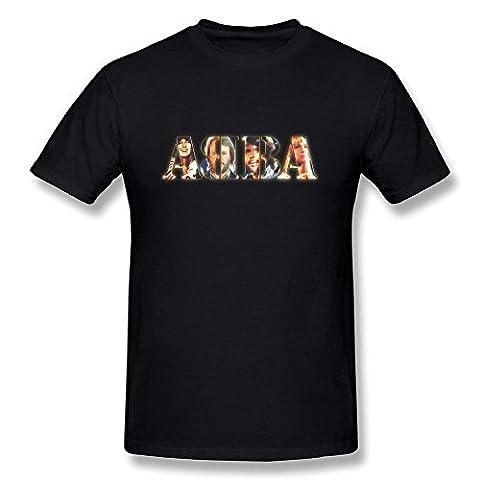Herren's Abba Logo T-Shirt