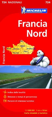 Francia nord 1:1.000.000