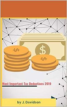 Descargar PDF Gratis Most Important Tax Deductions 2019