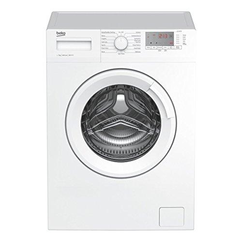 Beko WTG741M1W 7kg 1400rpm Freestanding Washing Machine - White