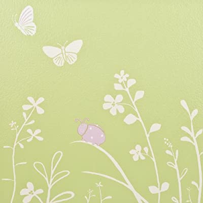11x Vinyl Tiles Commercial Heavy Duty Flooring - Butterfly Green - 1m2 produced by Gerflor - quick delivery from UK.