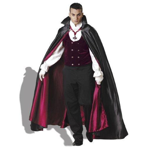 Gothic Vampir Kostüm für Erwachsene - Gr. XL