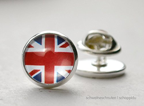 Pin Anstecknadel Englische Flagge Union Jack (Union Anstecknadel)