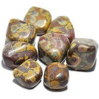 Humunize Glaube Heilung Poppy Jaspis-Stein-Tumble Stone Reiki Healing Kristallschmucksteine Verschiedene Größen... preisvergleich bei billige-tabletten.eu