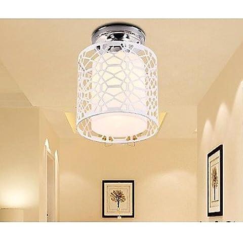 XXTT-luce di cupola in ferro battuto, Corridoio