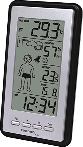 Technoline Wetterstation WS 9632-IT - 6