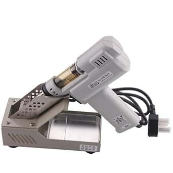 'Sunwin 220V 90W s-993a électrique sous vide Pompe à dessouder soudure Sucker Pistolet & # nitrure; Caractéristiques: Embout 1mm & # enduit;