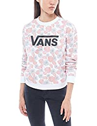 Vans Women's Poppy Dream Crew Sweatshirt