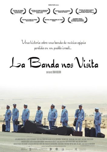 La Banda Nos Visita (Import) (Dvd) (2008) Sasson Gabai; Ronit Elkabetz; Saleh Ba