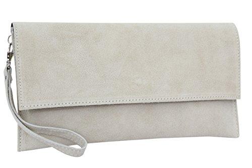ambra-moda-damen-wildleder-clutch-handtasche-veloursleder-tasche-handschlaufe-wl811-beige