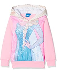 Disney Frozen Snow Queen Figure, Sweat-Shirt à capuche Fille