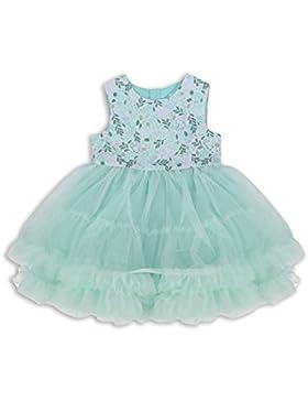 The Essential One - Baby Kinder Mädchen - Party Kleider - Grün - EOT384