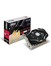 MSI RADEON RX 460 4GB OC GDDR5 PCI-E HDMI/DL-DVI-D/DP GRAPHIC CARD-912-V809-2268