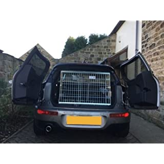 Arrows-UK Pet World Mini Clubman car dog cage 2014 Onwards