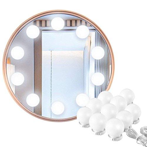 Haut Pflege Werkzeuge Led Make-up Spiegel Mit Licht Dame Büro Füllen Licht Make-up Desktop Storage Usb Aufladbare Multi-funktion Make-up Spiegel Schönheit & Gesundheit