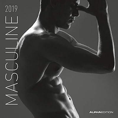 Masculine 2019 - Broschürenkalender