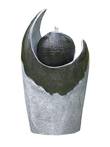 Kiom Brunnen Springbrunnen FoSferico für Aussen + Innen 70cm