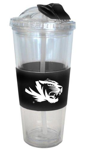 Caseys Missouri Tigers kein überschwappen Strohhalm Frost Pilsner