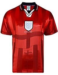Official Retro England 1998 World Cup Finals Retro Away Shirt 100% POLYESTER