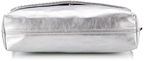 Jost-Borsa Messenger, Marble (Beige) - 1812-704 argento
