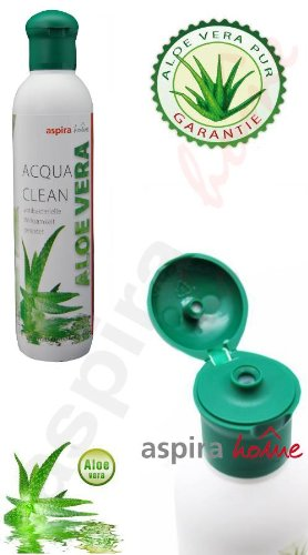 Duftstoff, Raumduft, Duftöl für Wasserstaubsauger und Staubsauger mit Wasserfilter - Aloe Vera - Reich Schäumendes Bad