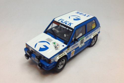 Scalextric Original - Seat Panda Ponce - Coche Slot