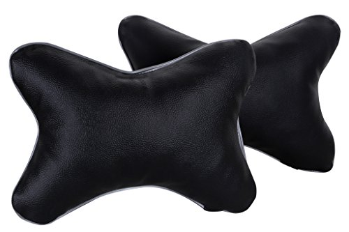 Craze Car Neck Pillow for Honda Amaze (Set of 2)  available at amazon for Rs.349