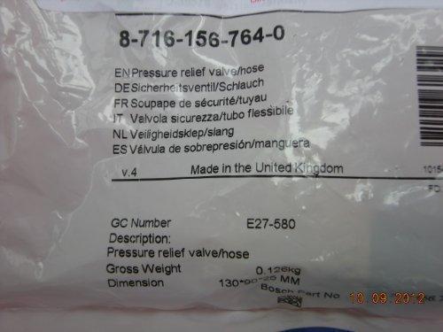 Worcester 25SI 28SI &24SI 28SI Mark 2 Druck Releif 87161567640 Ventil -