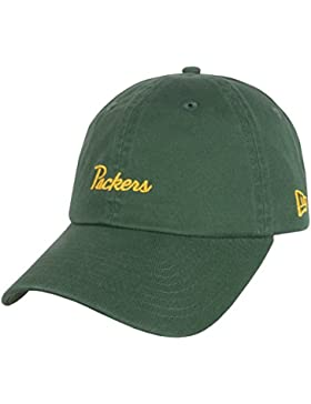Gorra béisbol 9FORTY NFL Mini Script Green Bay Packers New Era-Verde