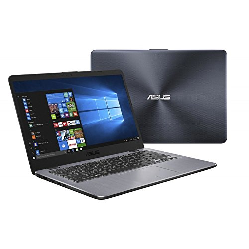 'ASUSTEK 90nb0fa8-m07340COMPUTER PORTATILE ibrida 14Grigio (Intel Pentium _ 4, 4GB di RAM, 1TB, Windows 10Home) Tastiera AZERTY francese