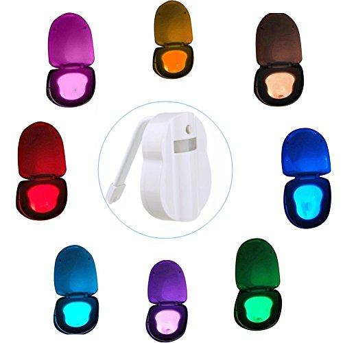 Lampada notturne igienici bagno LED Luce di