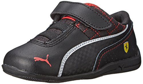 puma-drift-cat-6-l-ferrari-v-kids-sneaker-infant-toddler-little-kid-black-black-white-3-m-us-infant
