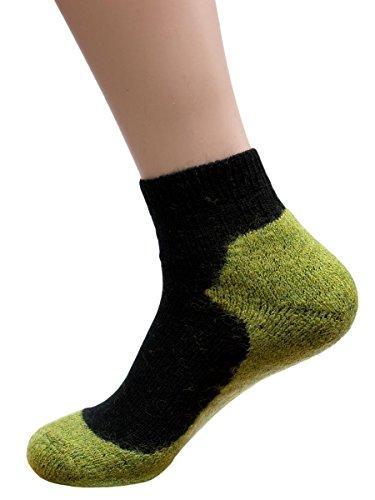 100/% lana vergine biologica Stopper calzini per bambini di cervo Natur Hirsch Natur