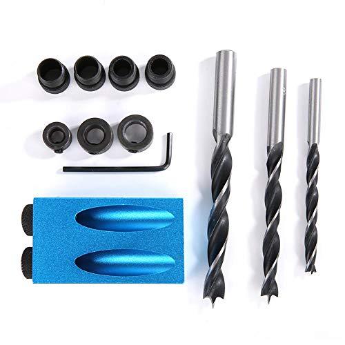 Posicionador oblicuo agujero aleación aluminio localizador