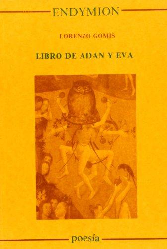 Libro de Adán y Eva (Poesía)