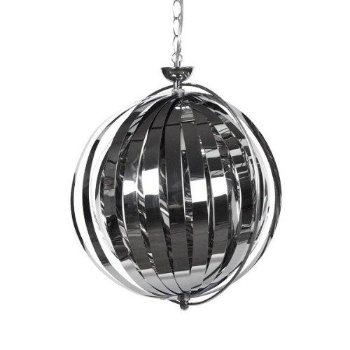 Lampe suspension design Selah - Chrome