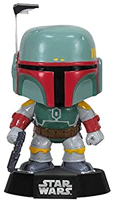 Star Wars Boba Fett Bobble-Head 08 Figurine Bobble Head