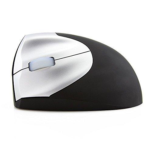Maus, veeki Linkshänder Hohe Präzision Ergonomische Ergonomische optische Maus mit verstellbarer Empfindlichkeit 800/1000/1600DPI (Kunden Mit Eine Ursache)