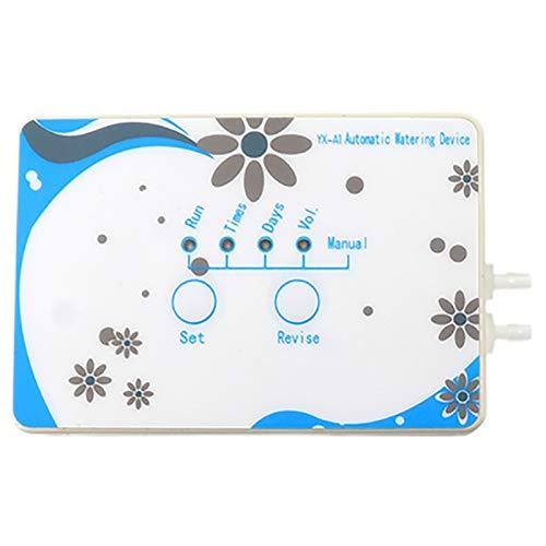 REFURBISHHOUSE Controlador Aspersor De Riego Inteligente Dispositivo De Riego Automatico Wifi Control...