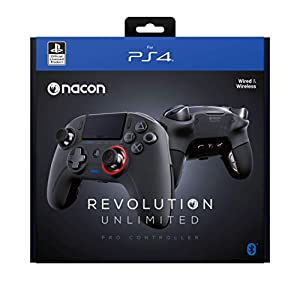 NACON PS4 Revolution Unlimited Pro Controller