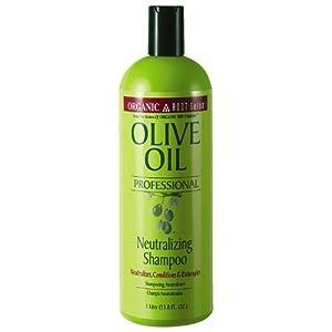 Organic Root Stimulator Olive Oil Professional Neutralizing Shampoo, 33.8 Ounce by Organic Root Stimulator [Beauty]